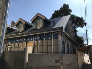 Fasadų šiltinimas ir renovacija